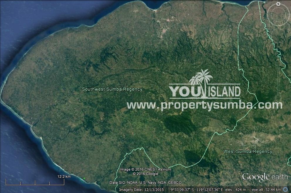 Land 27 Tanamete 10000 M2 Maps1