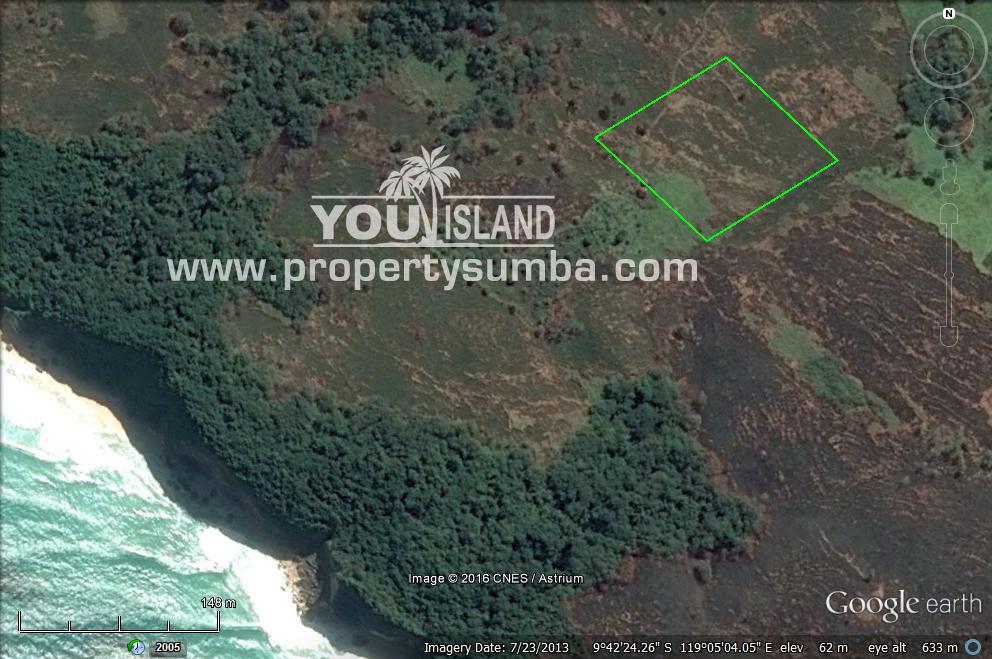 Land 27 Tanamete 10000 M2 Maps2
