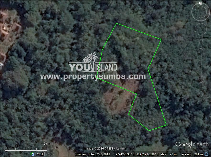 Land 40 Weluri Kala 3866 M2 Maps 1 (1)