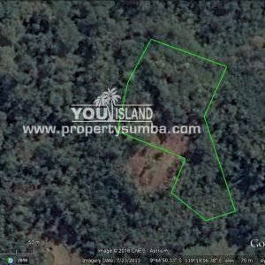 Land 40 Weluri Kala 3866 M2 Maps 1