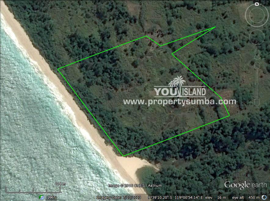 Land 29 Wainyapu 46190m2 Maps2
