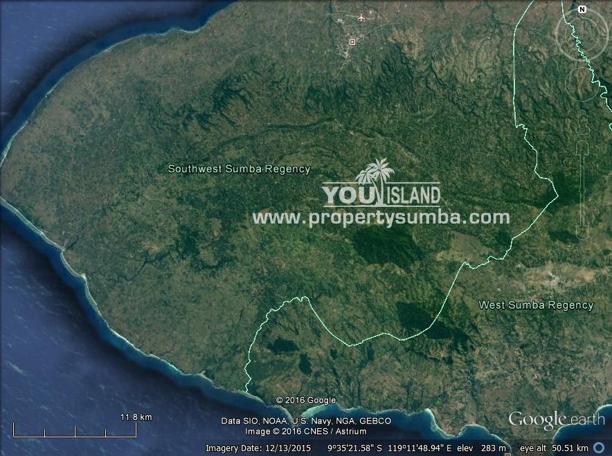 Land 33 Hoba 1001 M2 Maps 1