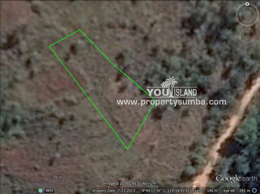 Land 33 Hoba 1001 M2 Maps 2 (1)