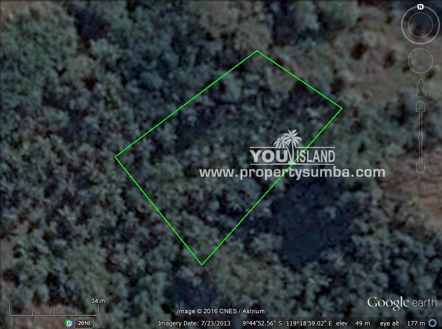 Land 34 Harona Kalla 2881m2 Maps 1