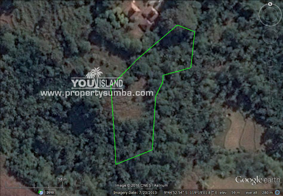 Land 39 Harona Kalla 4841 M²2 Maps 2